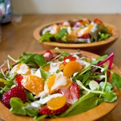 Orange Honey Dressing Recipe for Salad