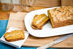 Pumpkin Cream Cheese Bread Recipe