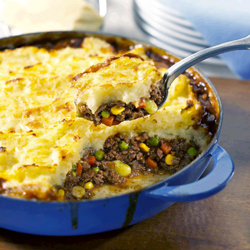Sirloin Steak Shepherds Pie
