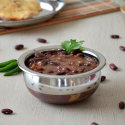 Vegan Red Kidney bean curry
