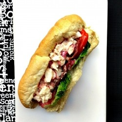 Lobster BLT Recipe