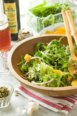 One Bowl Salad Recipe