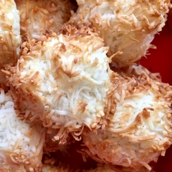 Toasted Coconut Macaroons Recipe