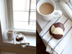 Classic Black and White Cookies Recipe