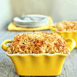Smoked Gouda Macaroni and Cheese Recipe